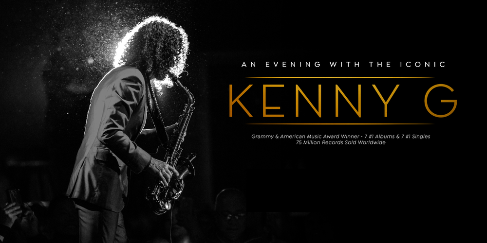 POSTPONED: Kenny G