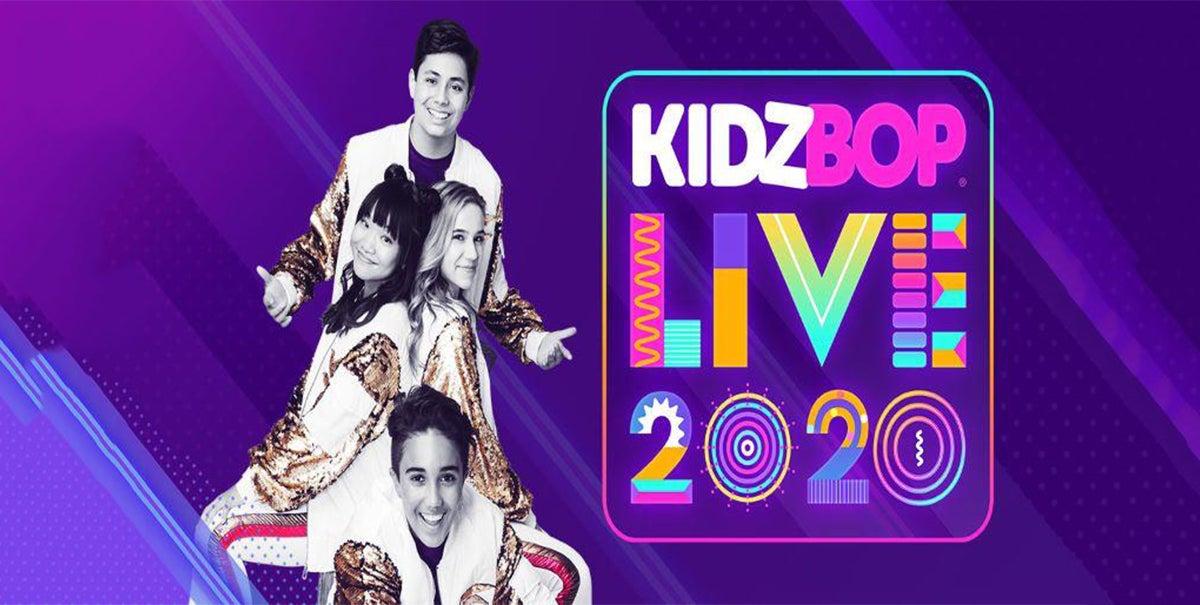 POSTPONED: Kidz Bop World Tour 2020