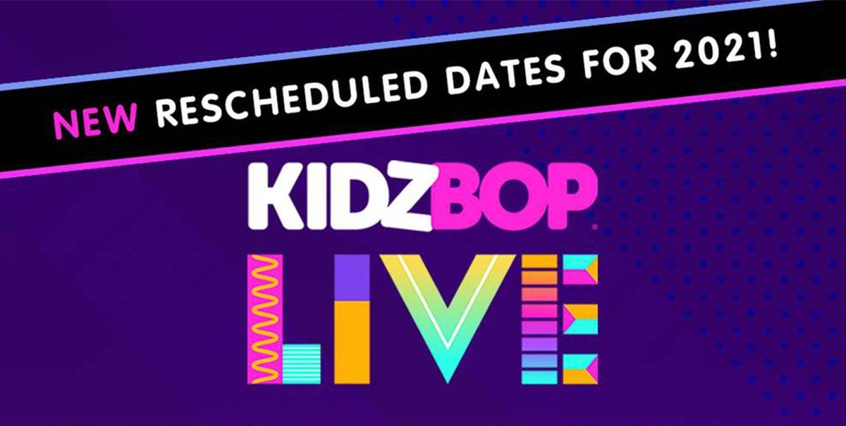 Kidz Bop Live Tour