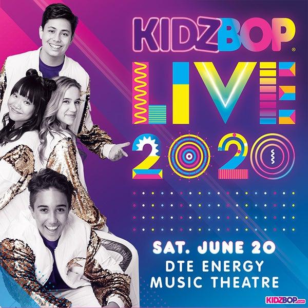 More Info for Kidz Bop World Tour 2020