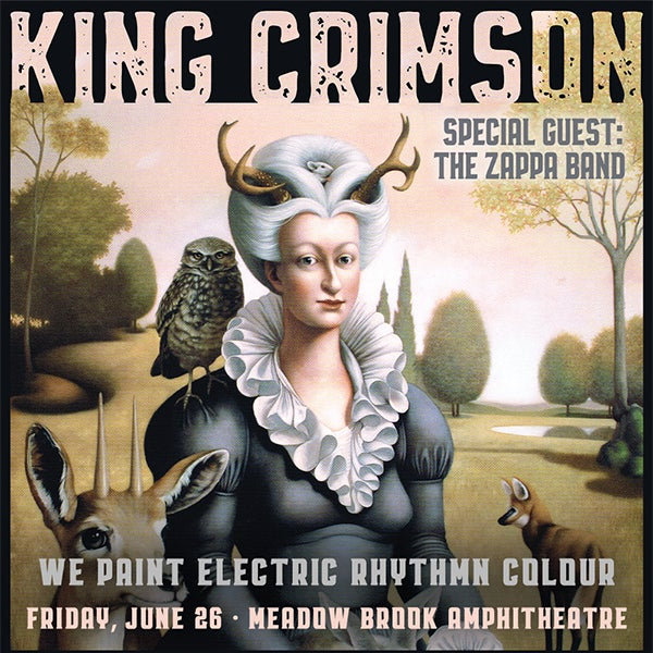 More Info for King Crimson
