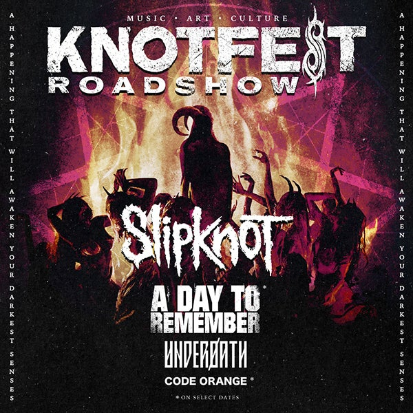 More Info for Knotfest Roadshow 2020 featuring Slipknot