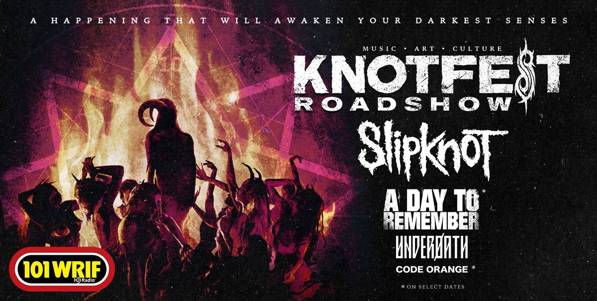 Knotfest Roadshow 2020 featuring Slipknot