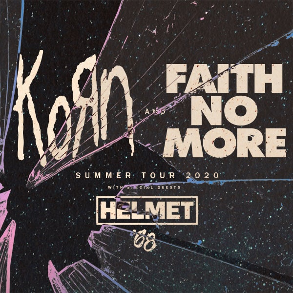 More Info for CANCELLED: Korn and Faith No More