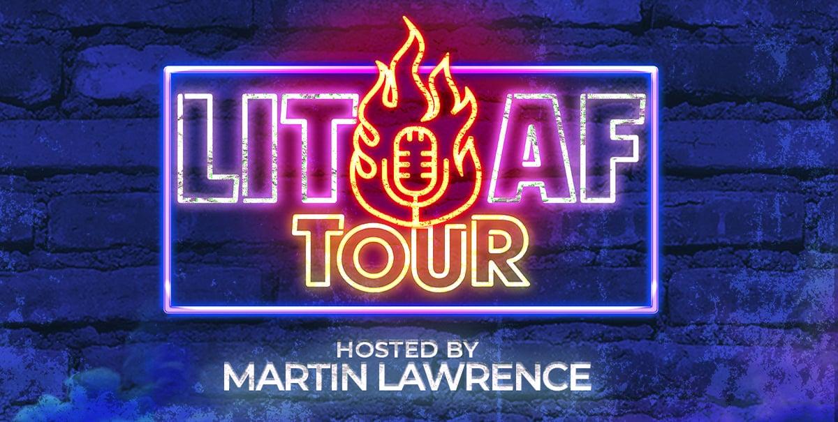 The LIT AF Tour