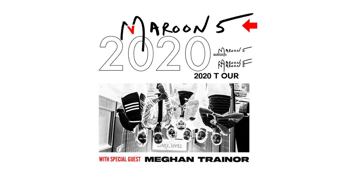 POSTPONED: Maroon 5