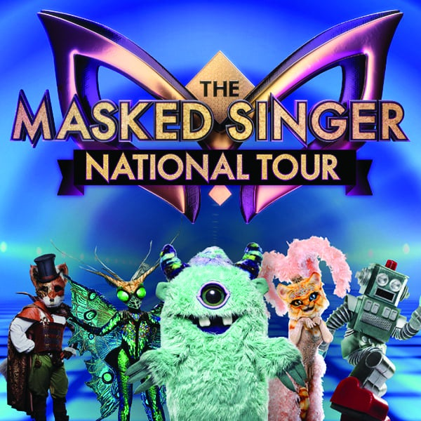 More Info for The Masked Singer Tour