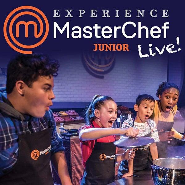 More Info for MasterChef Junior Live!