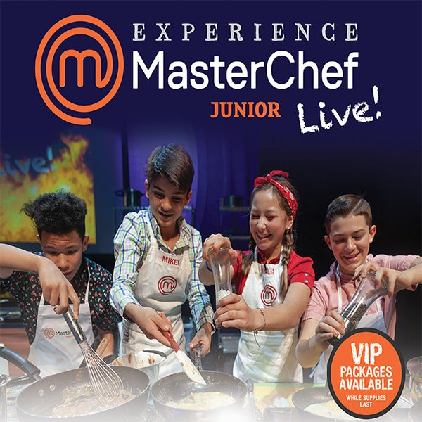 More Info for MasterChef Junior Live!