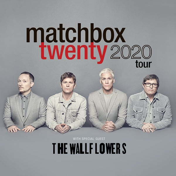 More Info for POSTPONED: Matchbox Twenty