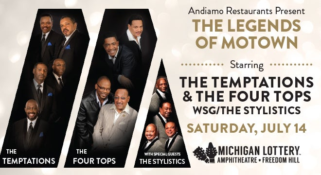 The Legends of Motown