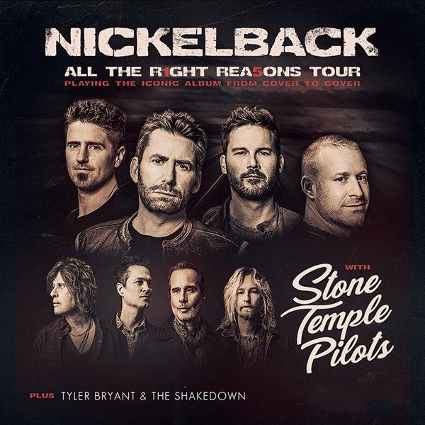 More Info for Nickelback