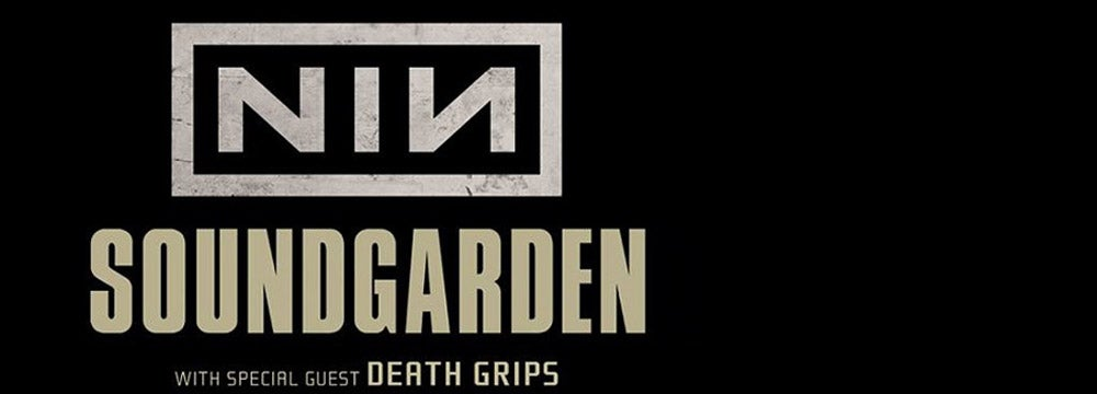 Nine Inch Nails and Soundgarden   313 Presents