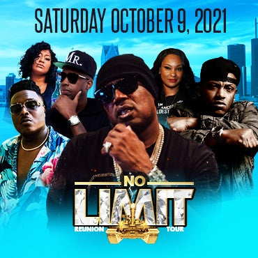 """More Info for  """"NO LIMIT REUNION TOUR"""" ANNOUNCED AT THE FOX THEATRE SATURDAY, OCTOBER 9, 2021"""