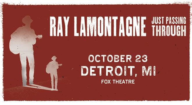 Ray LaMontagne | 313 Presents