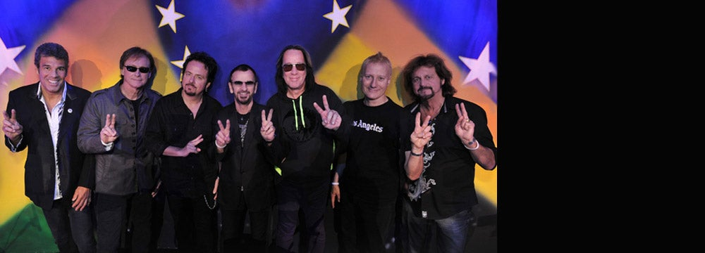 Ringo Starr and His All Starr Band | 313 Presents