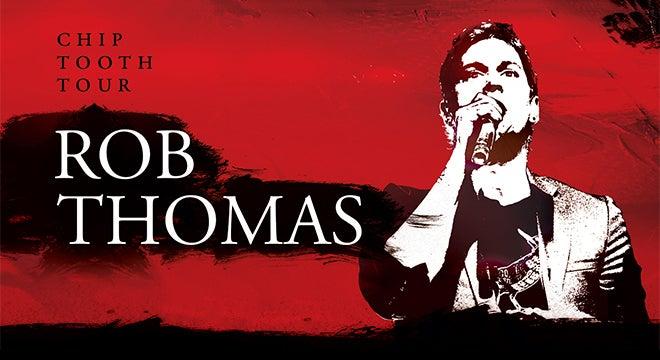 More Info for Rob Thomas