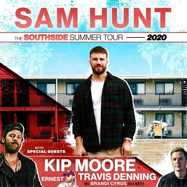 More Info for CANCELLED: Sam Hunt