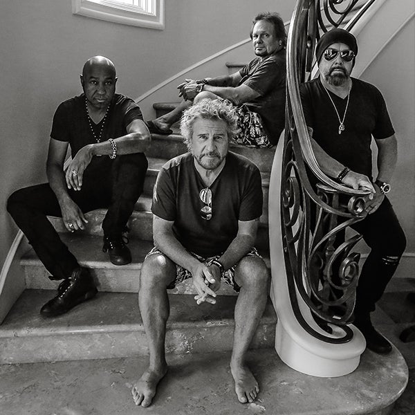 More Info for CANCELLED: Sammy Hagar & The Circle