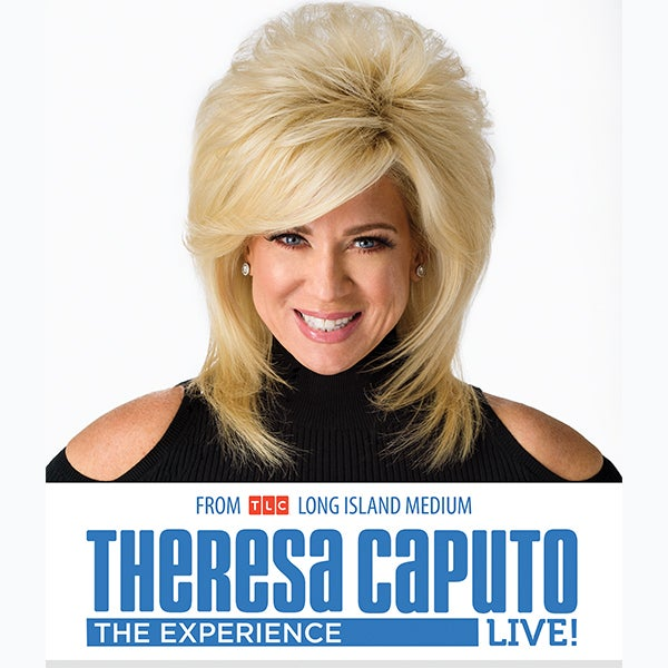 More Info for Theresa Caputo Live! The Experience at The Fox Theatre Rescheduled to September 15, 2021