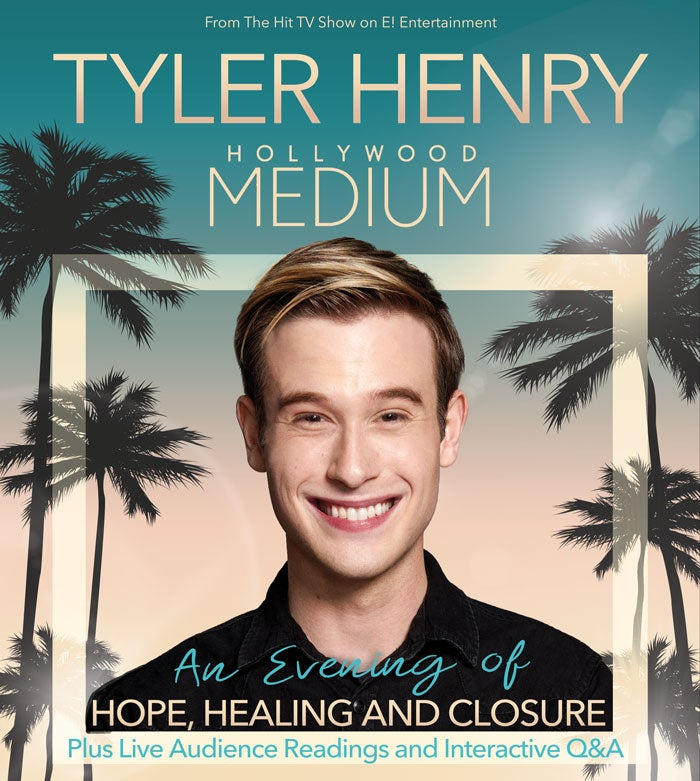 More Info for Tyler Henry, Hollywood Medium