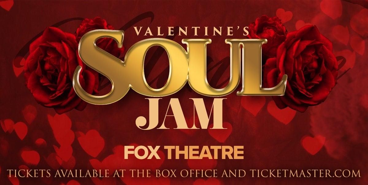Valentine's Soul Jam