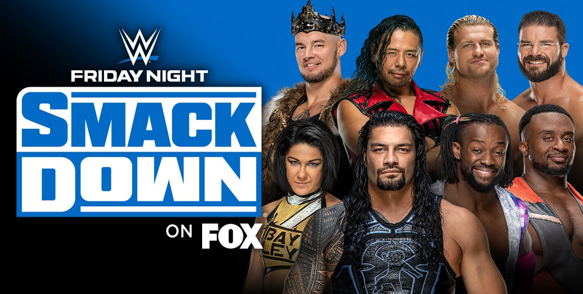 CANCELED: WWE Friday Night SmackDown